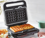Forget KMART'S Pie Maker! ALDI Is Selling A 4-IN-1 SNACK MAKER Complete With WAFFLE And MINI DONUT Press