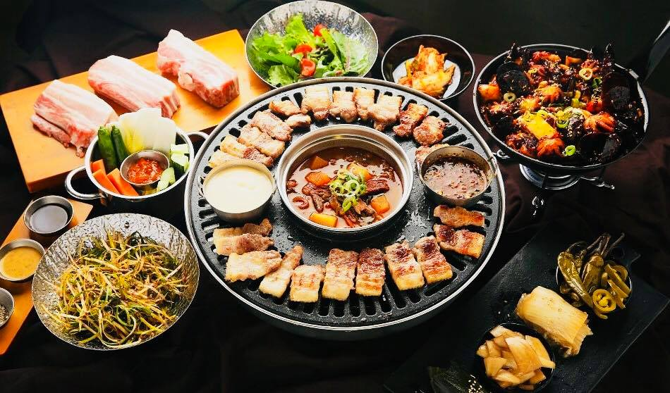 All You Can Eat Asian Fusion Buffet Where To Sydney